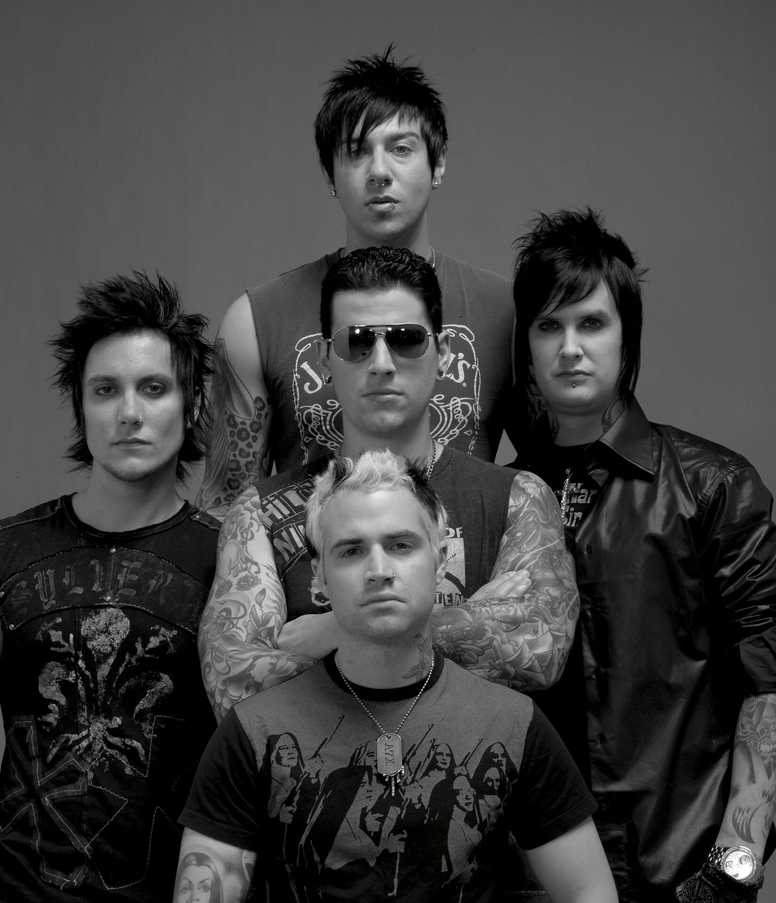 Lyric Chord Band Picture music Avenged Sevenfold